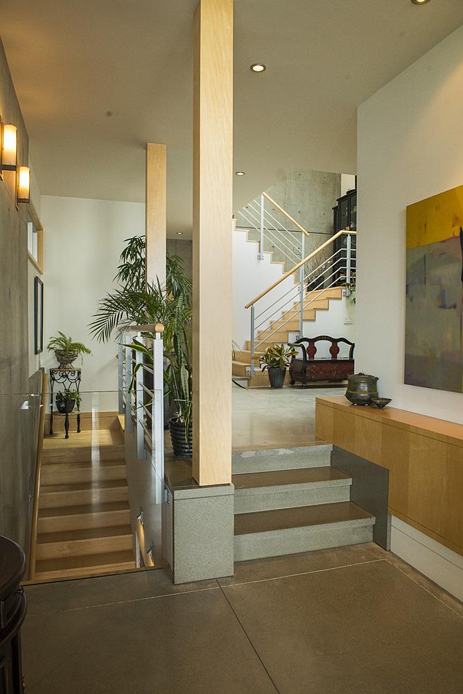 stair views