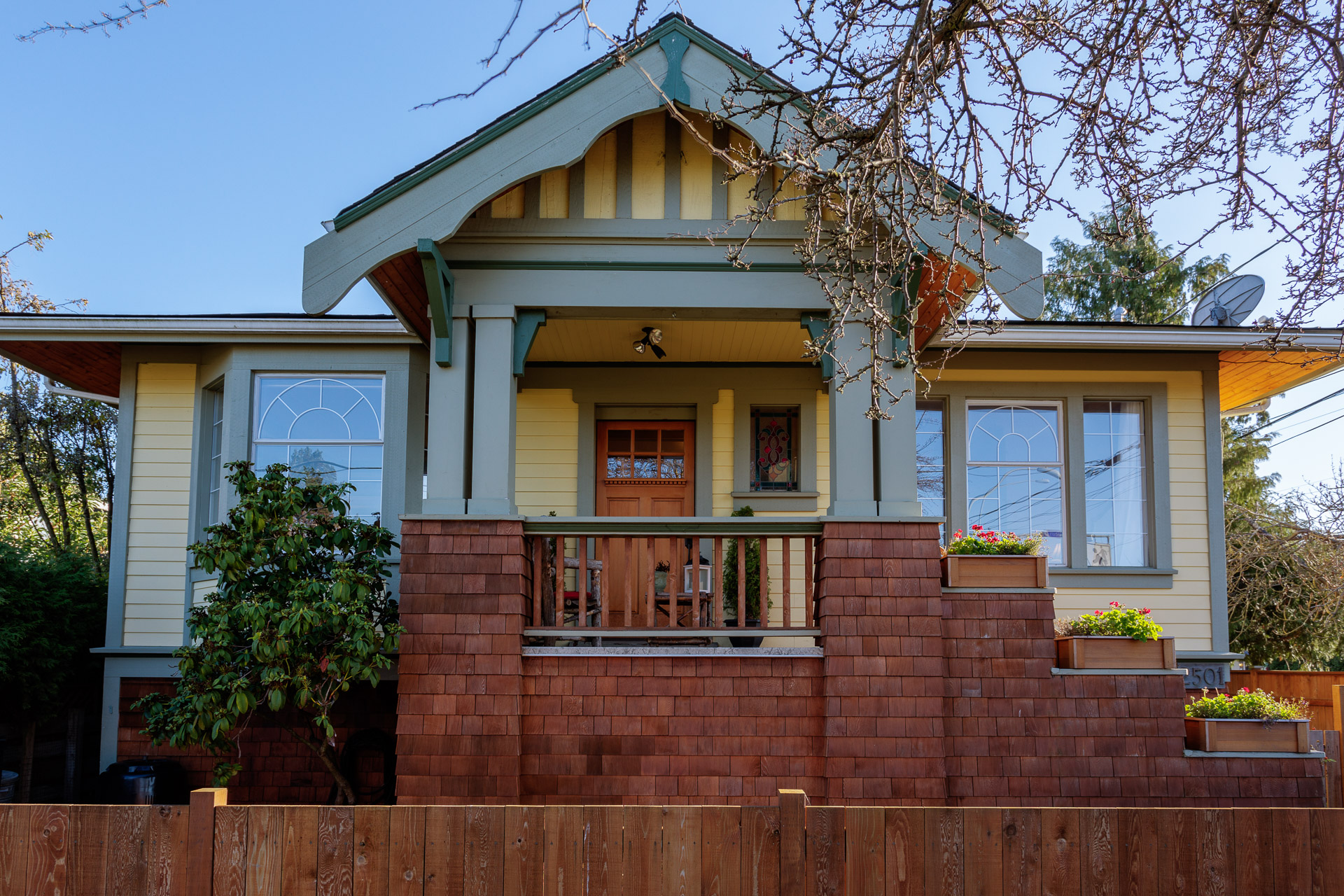 Cute Fernwood Bungalow