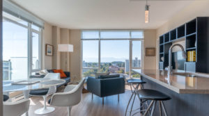 Downtown Condo with Views