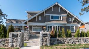 Beautiful Character Home on Oak Bay/Fairfield Border