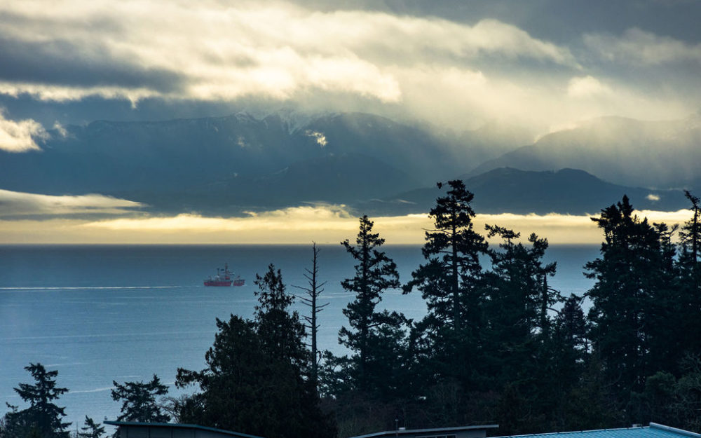 Amazing views in Colwood