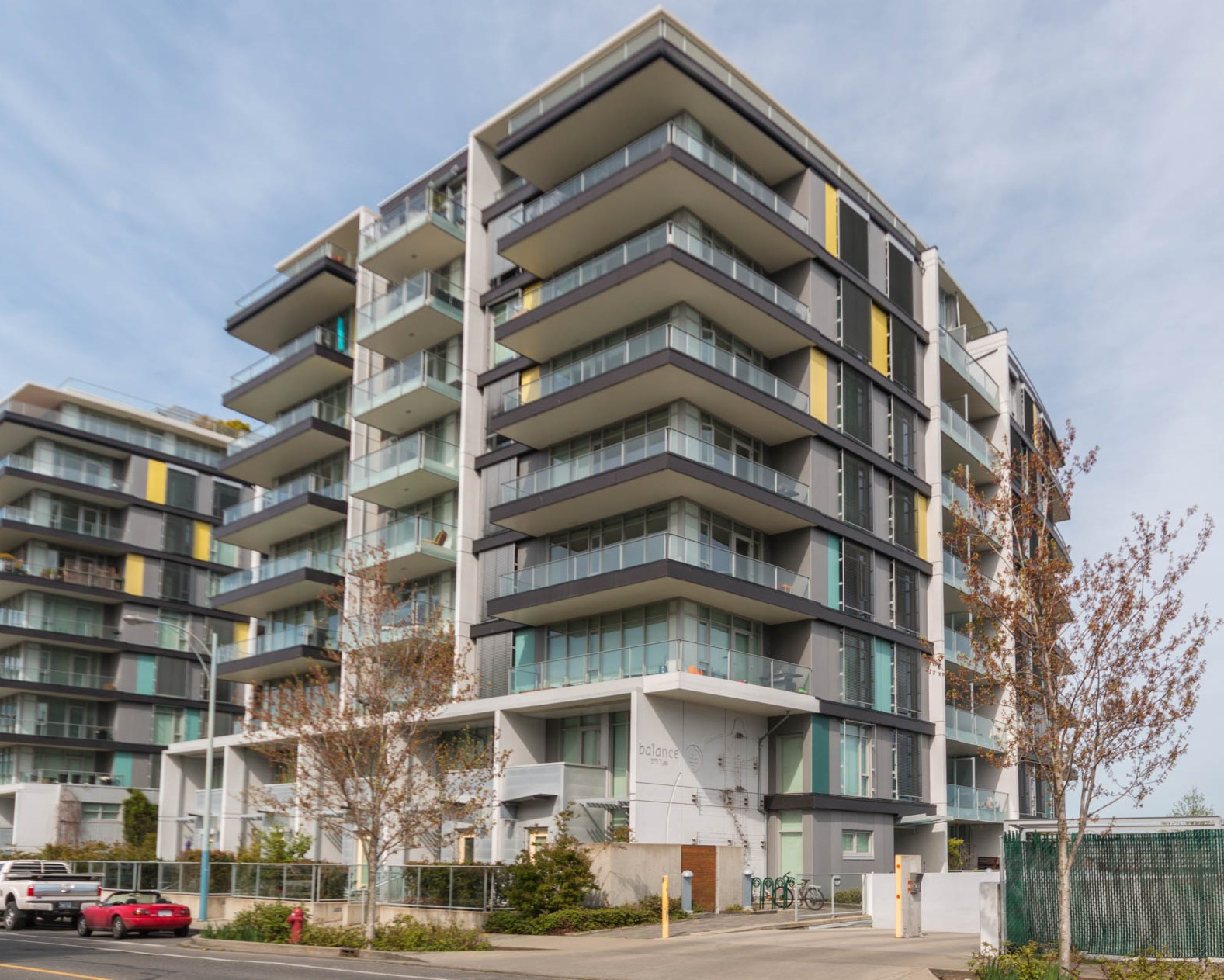 High Above it All – Dockside Green Condo