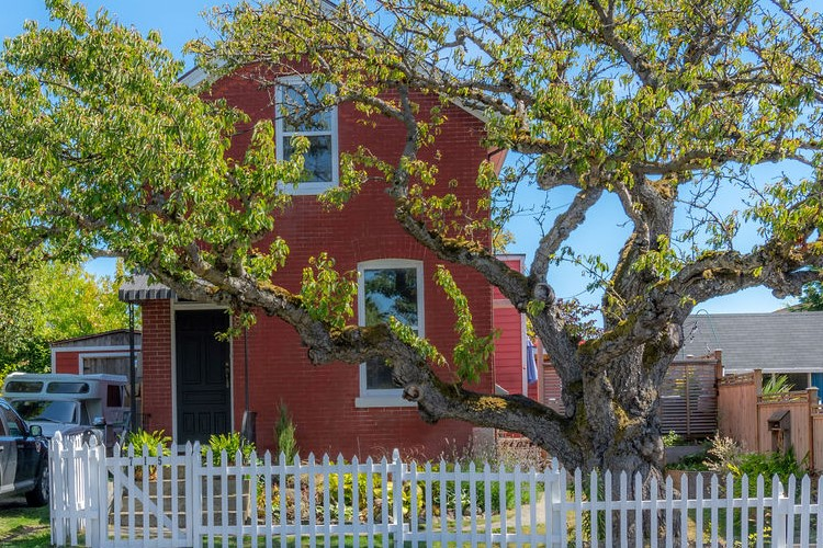 Charming Vic West Character Home
